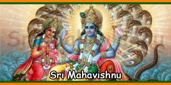 Sri Mahavishnu