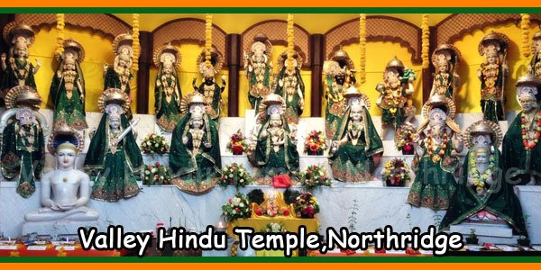 Valley Hindu Temple,Northridge