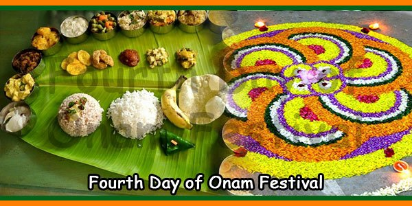 Fourth Day of Onam Festival
