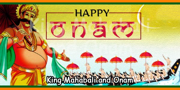 King Mahabali and Onam