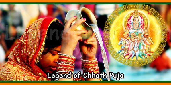 Legend of Chhath Puja