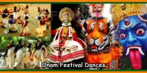 Onam Festival Dances