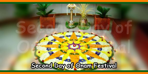 Second Day of Onam Festival
