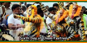 Sixth Day of Onam Festival