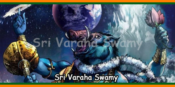 Sri Varaha Swamy