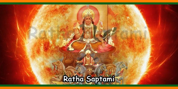 2019 Ratha Saptami Puja Date And Pooja Timings – Temples In
