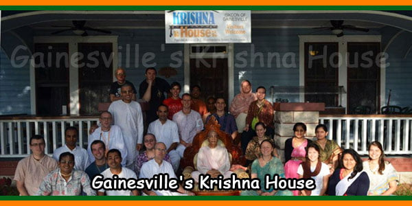 Gainesville's Krishna House