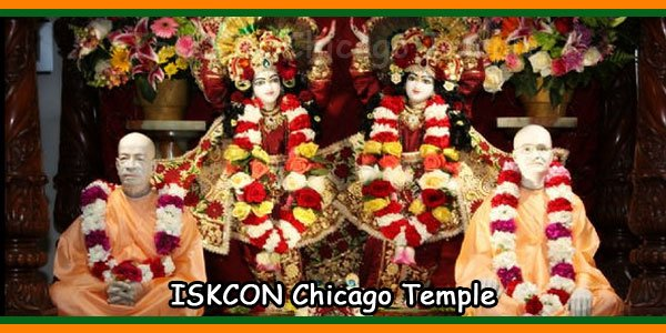 ISKCON Chicago Temple