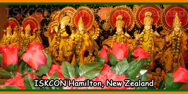 ISKCON Hamilton, New Zealand