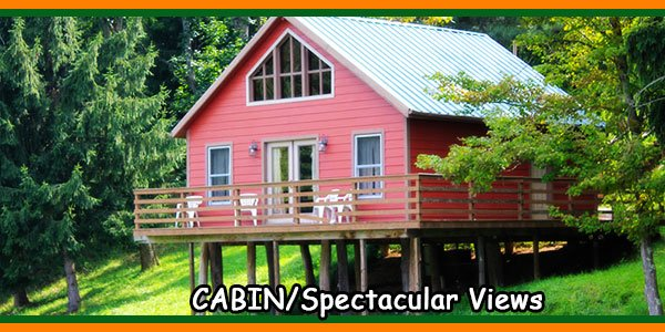 CABIN-Spectacular Views