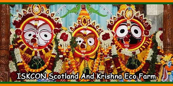 ISKCON Scotland And Krishna Eco Farm