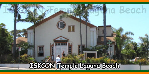 ISKCON Temple Laguna Beach