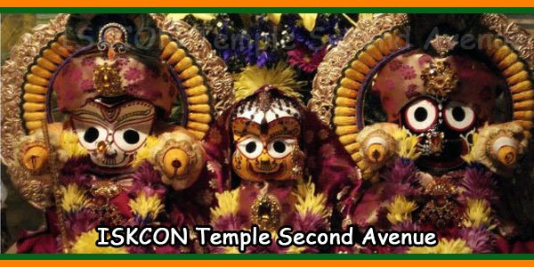 ISKCON Temple Second Avenue