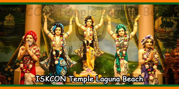 Laguna Beach ISKCON Temple