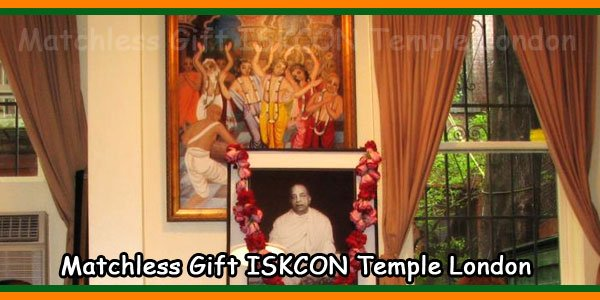Matchless Gift ISKCON Temple London