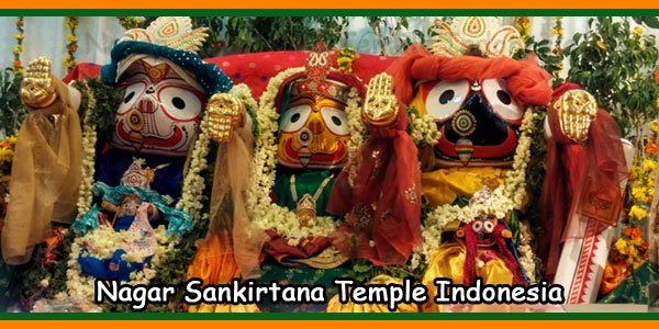 Nagar Sankirtana Temple Indonesia