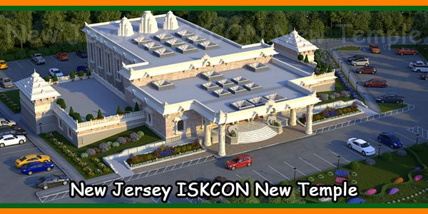 New Jersey ISKCON New Temple