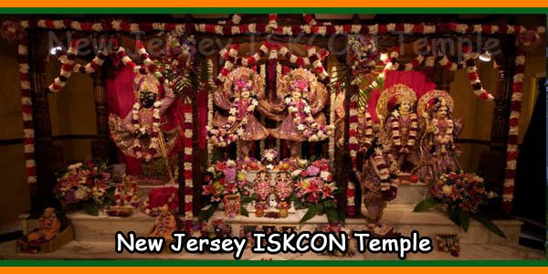 New Jersey ISKCON Temple