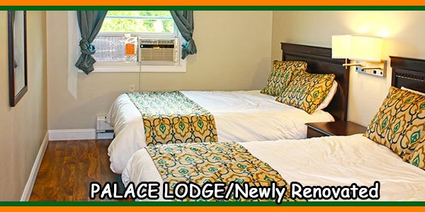 PALACE LODGE-Newly Renovated