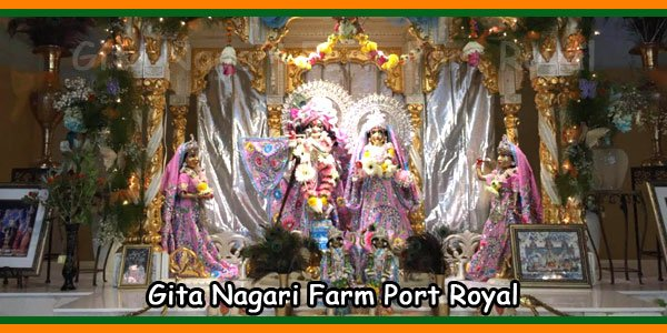 Gita Nagari Farm Port Royal
