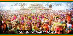 ISKCON Festival of Colors