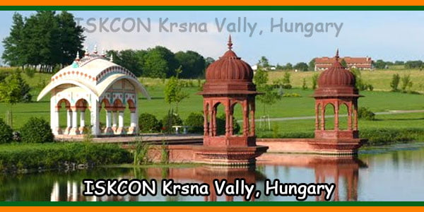 ISKCON Krsna Vally, Hungary
