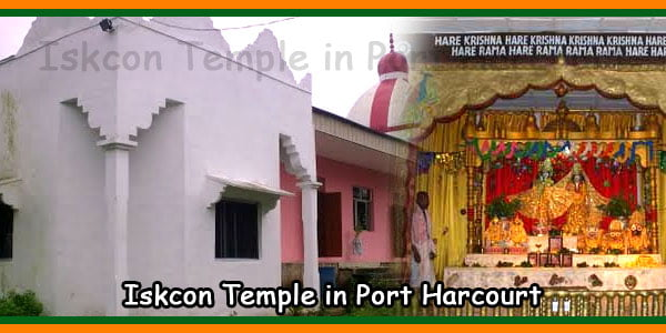 Iskcon Temple in Port Harcourt