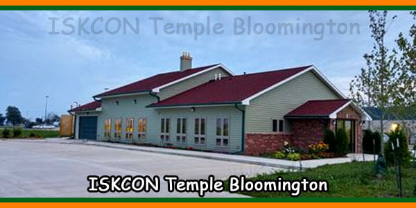 ISKCON Temple Bloomington