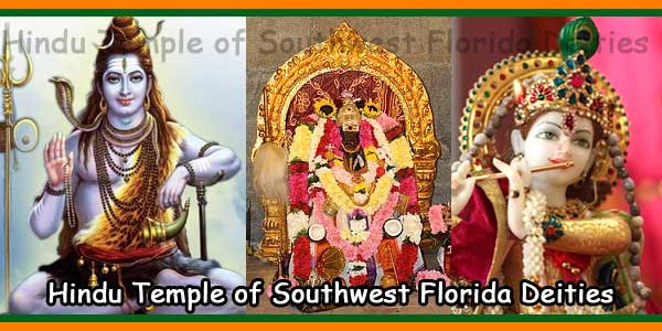 Hindu Temple of Southwest Florida Deities