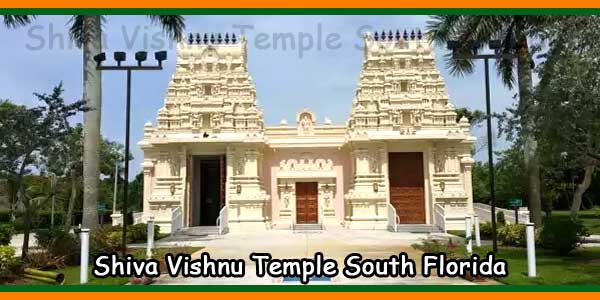 Shiva Vishnu Temple South Florida