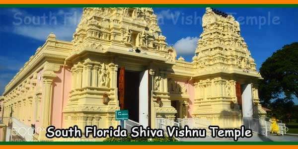 South Florida Shiva Vishnu Temple