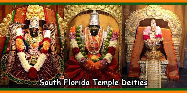 South Florida Temple Deities