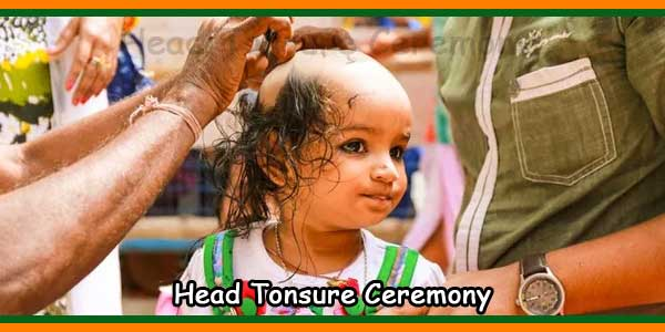 Head Tonsure Ceremony