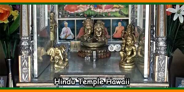 Hindu Temple Hawaii