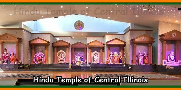 Hindu Temple of Central Illinois