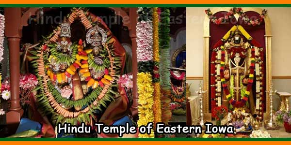 Hindu Temple of Eastern Iowa