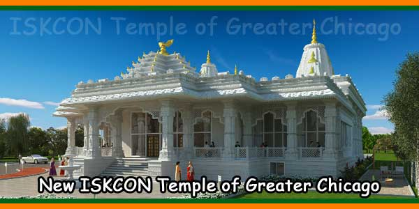ISKCON Temple of Greater Chicago