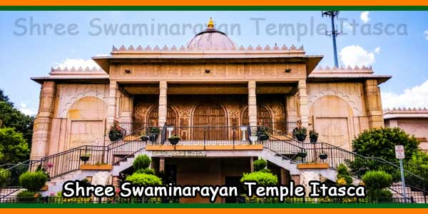 Shree Swaminarayan Temple Itasca