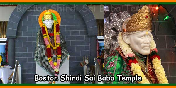 Boston Shirdi Sai Baba Temple