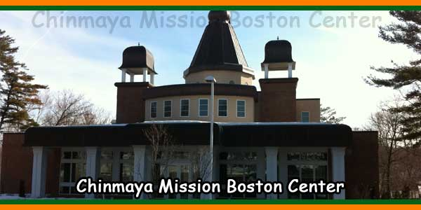 Chinmaya Mission Boston Center