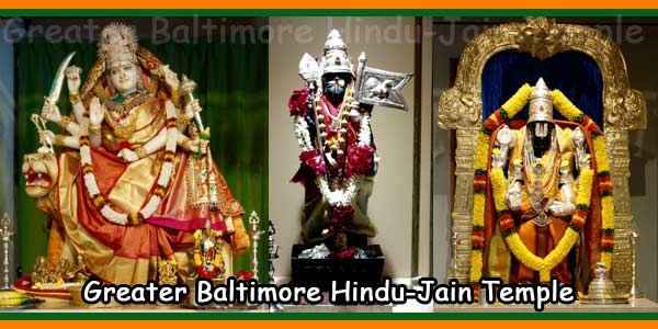 Greater Baltimore Hindu-Jain Temple