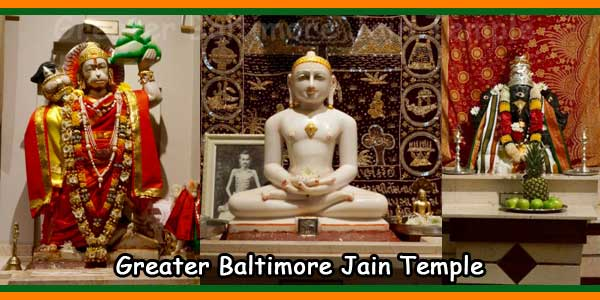 Greater Baltimore Jain Temple