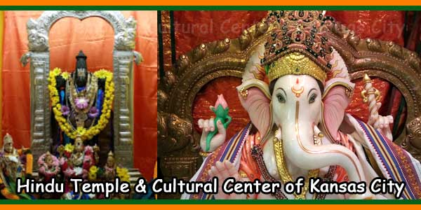 Hindu Temple & Cultural Center of Kansas City