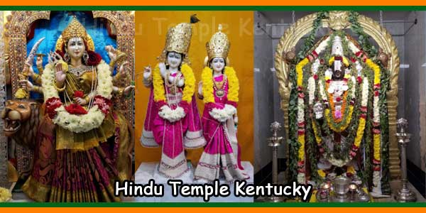 Hindu Temple Kentucky