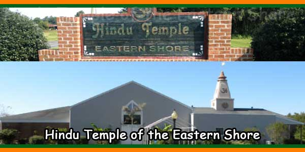 Hindu Temple of the Eastern Shore