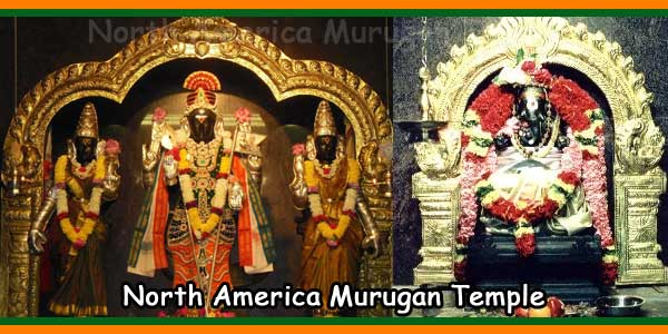North America Murugan Temple