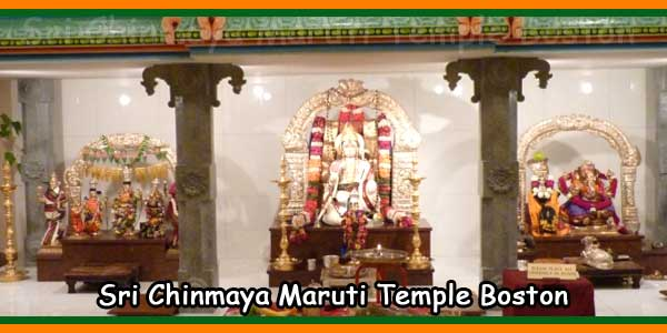 Sri Chinmaya Maruti Temple Boston