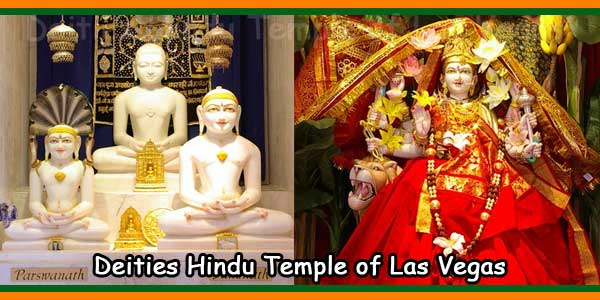 Deities Hindu Temple of Las Vegas