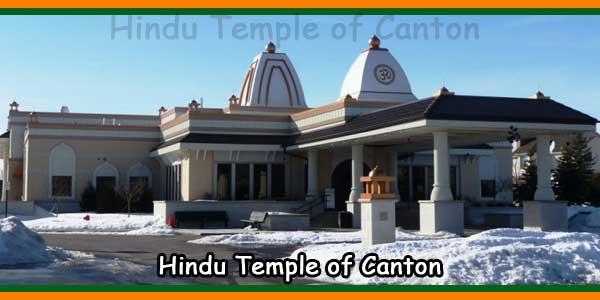 Hindu Temple of Canton