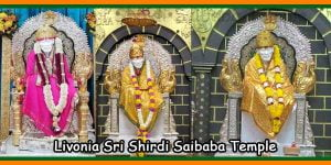 Livonia Sri Shirdi Saibaba Temple